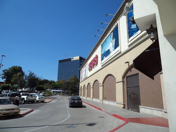 Plaza Rio in Tijuana