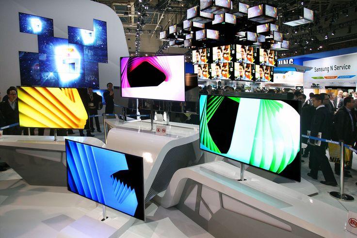 Best 20 Tv Display Ideas On Pinterest Leather Poof Tv
