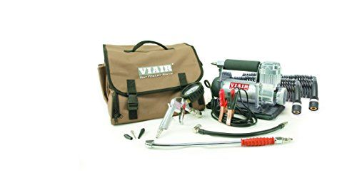 Viair 40047 400P-RV Automatic Portable Compressor Kit. For product info go to:  https://www.caraccessoriesonlinemarket.com/viair-40047-400p-rv-automatic-portable-compressor-kit/