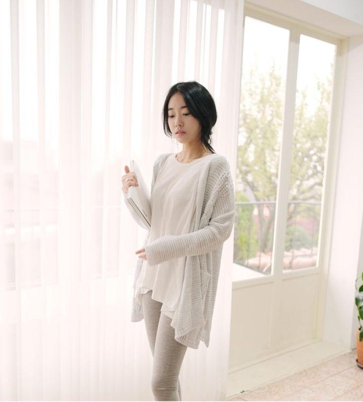 [reflower] A라인롱 나시/basic unbalance long sleeveless : 리플라워