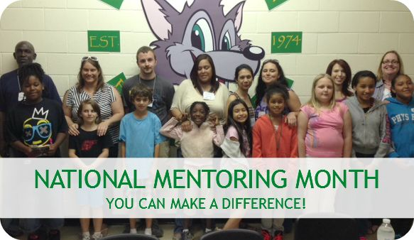 "Making a Difference {Today is National ""I'm a Mentor"" Day} #NationalMentoringMonth #BBBSNMM 