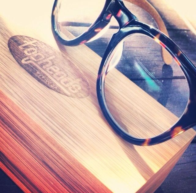 Topheads Four Eyes Optical Range | Available now!  www.topheads.com.au #topheads #bamboo #wood #glasses #specs #woodenglasses #australia
