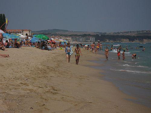 Obzor beach resort, Bulgaria