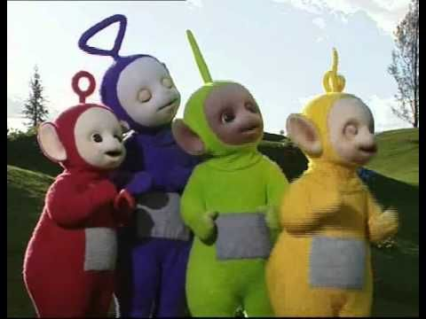 34 Best Teletubbies Images On Pinterest Coloring Books