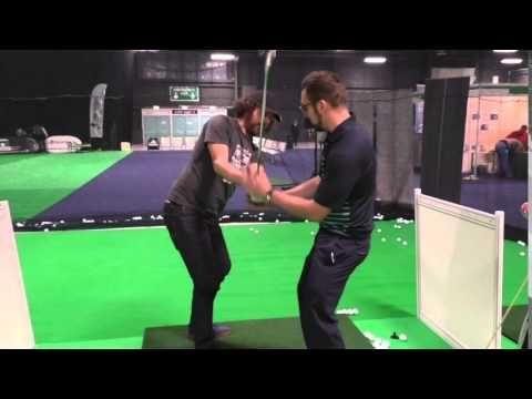 UK Golf Gear - Peter Finch golf tips: takeaway lesson