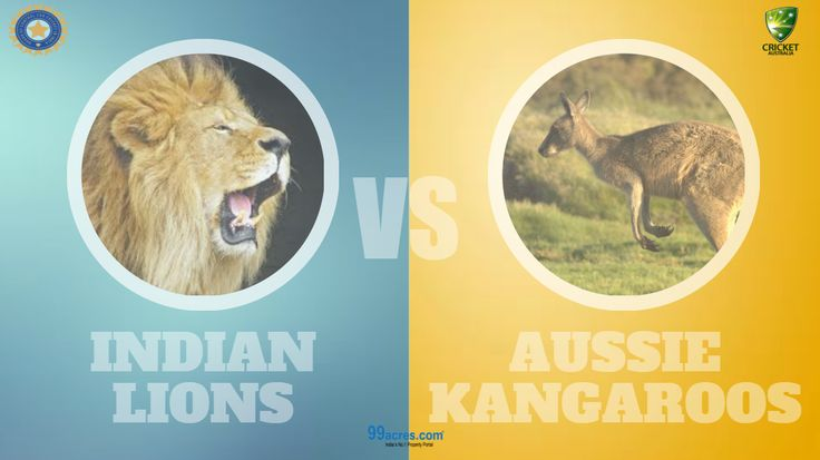 #INDvsAUS: Clash of the champions! #CWC15 #cricket