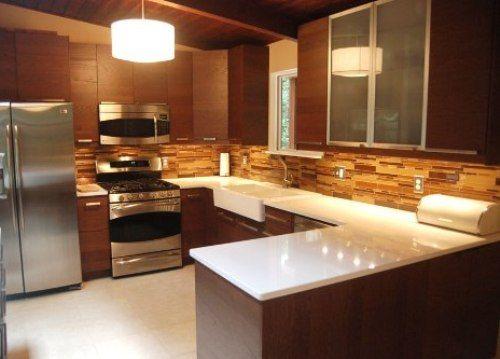 Meer dan 1000 ideeën over Modern Kitchen Layouts op Pinterest ...
