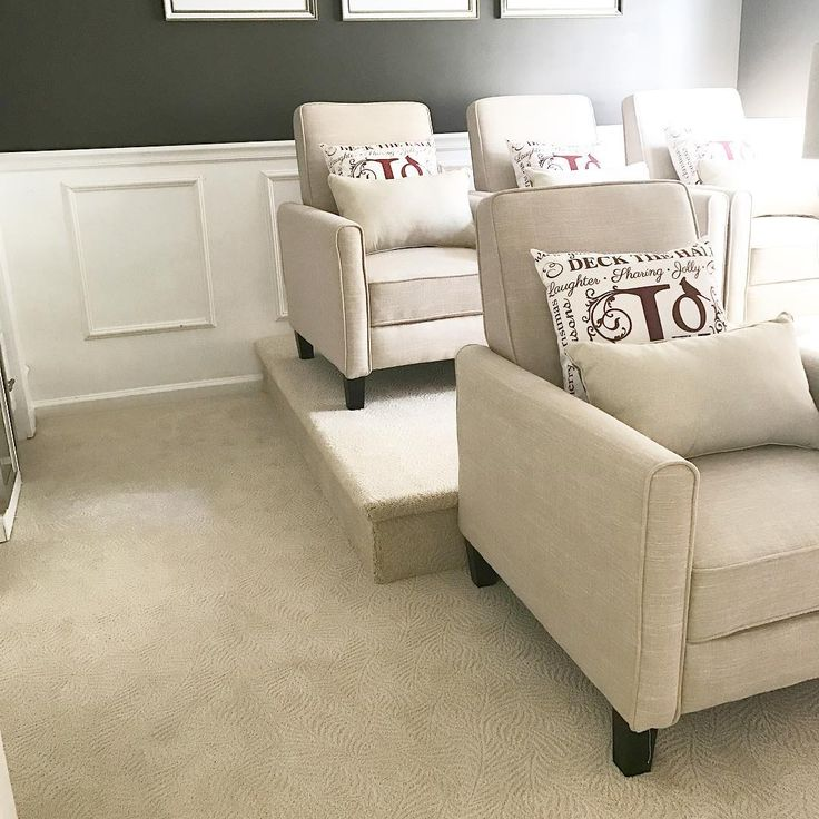 1000 Ideas About Theater Rooms On Pinterest: 1000+ Ideas About Media Room Seating On Pinterest