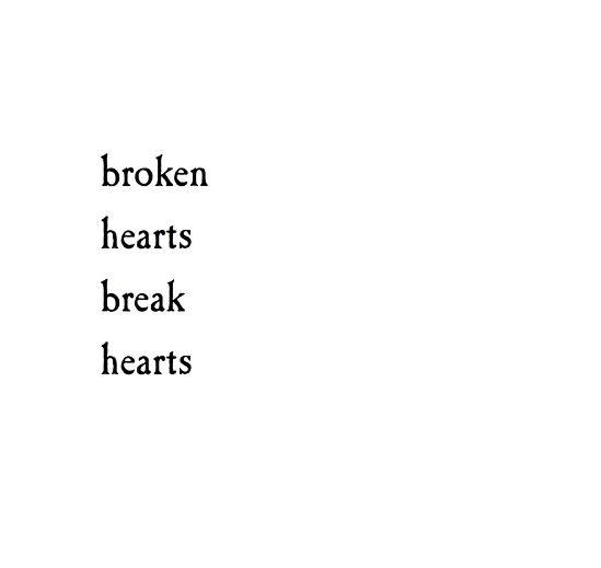 Heart Broken Quotes Tumblr: Best 25+ Broken Heart Poetry Ideas On Pinterest