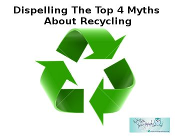 It was sometime in the early '80s when curbside recycling was first launched in many cities and towns in Ontario, but still to this day there are many myths about recycling. Today we will try to dispel the top four myths of recycling.