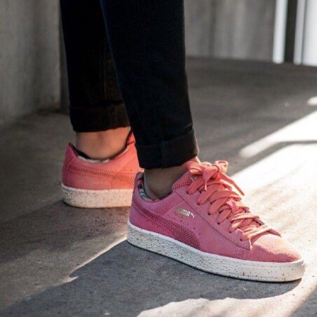 Puma x Careaux basket . @areaux @fillingpieces @pumasportstyle  @girlsonmyfeet @turnschuhfreund @sneakerzimmer #sneakers #nicekicks  #kicksoftheday ...