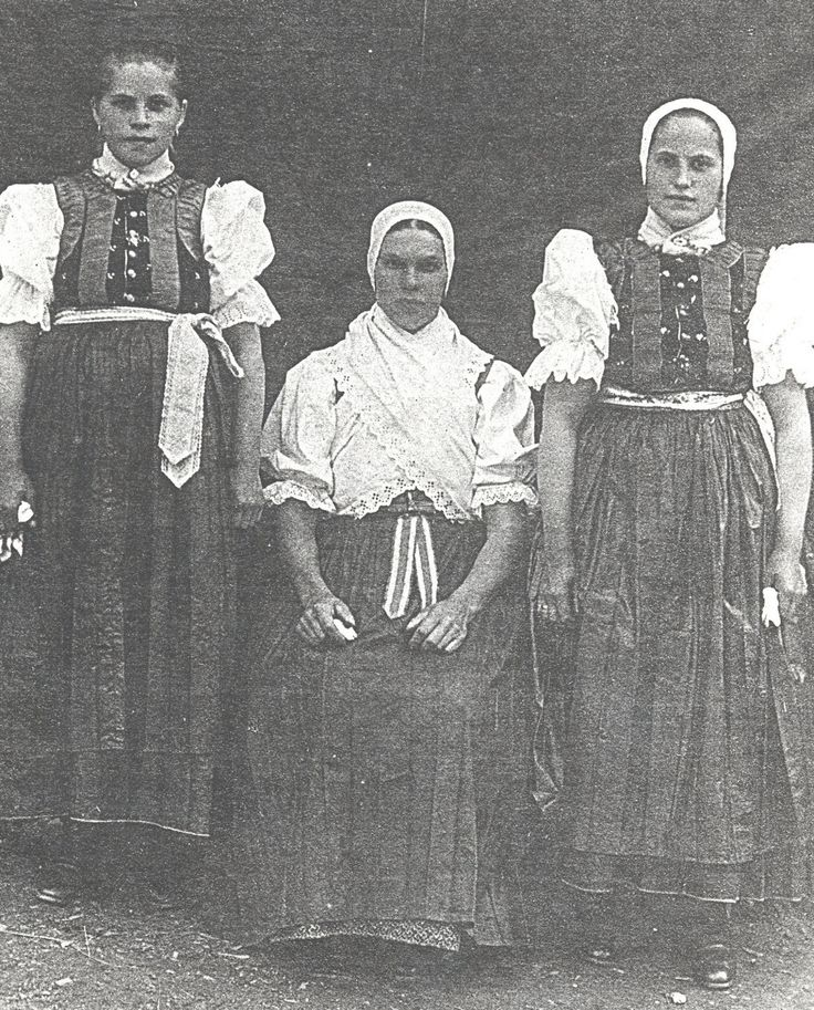 Kroj zo Stankovian, Liptov, Slovensko