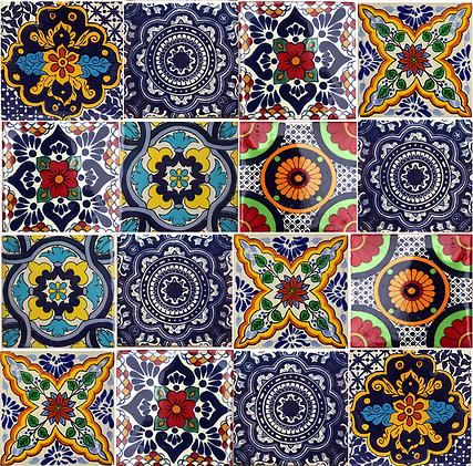 Hadeda Talavera Tiles   ABOUT