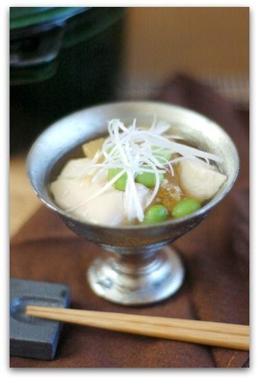 ストウブレシピ】ほっこり和食「冬瓜と枝豆の煮物」 by バリ猫ゆっきー ...