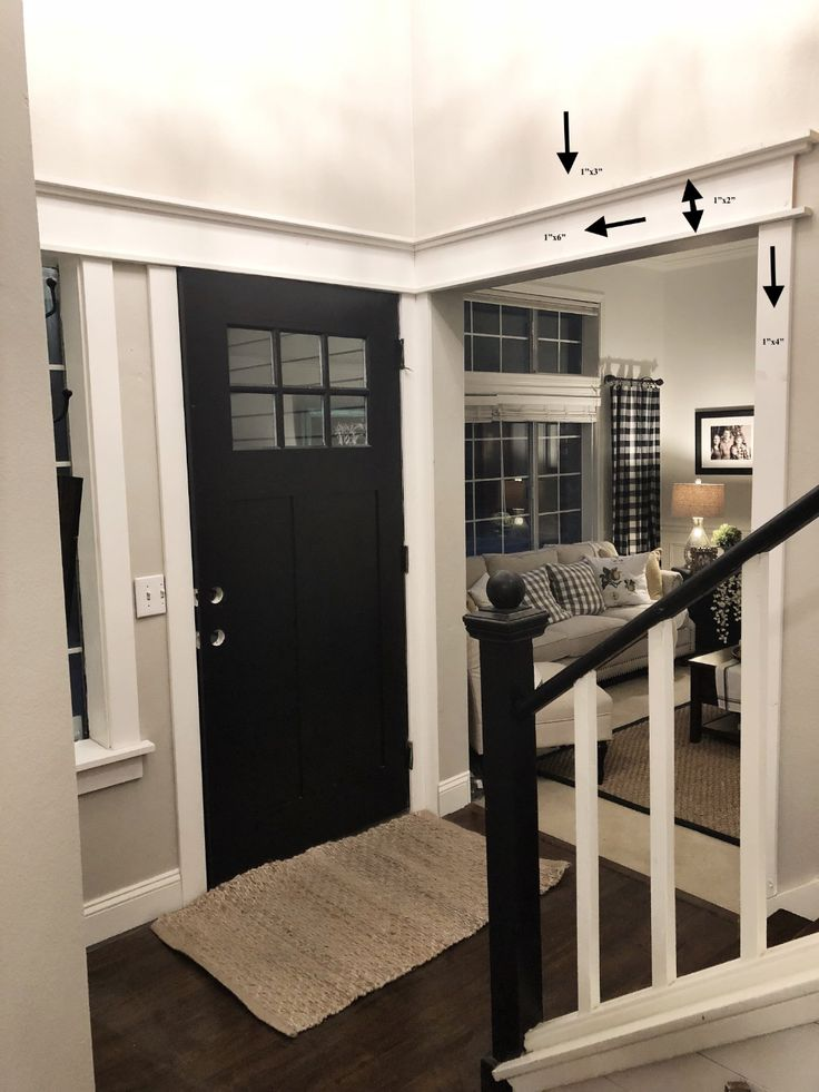 Entry Way Remodel Week 1 Home On Mount Forest