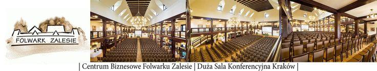 Sala konferencyjna Kraków - Folwark Zalesie -