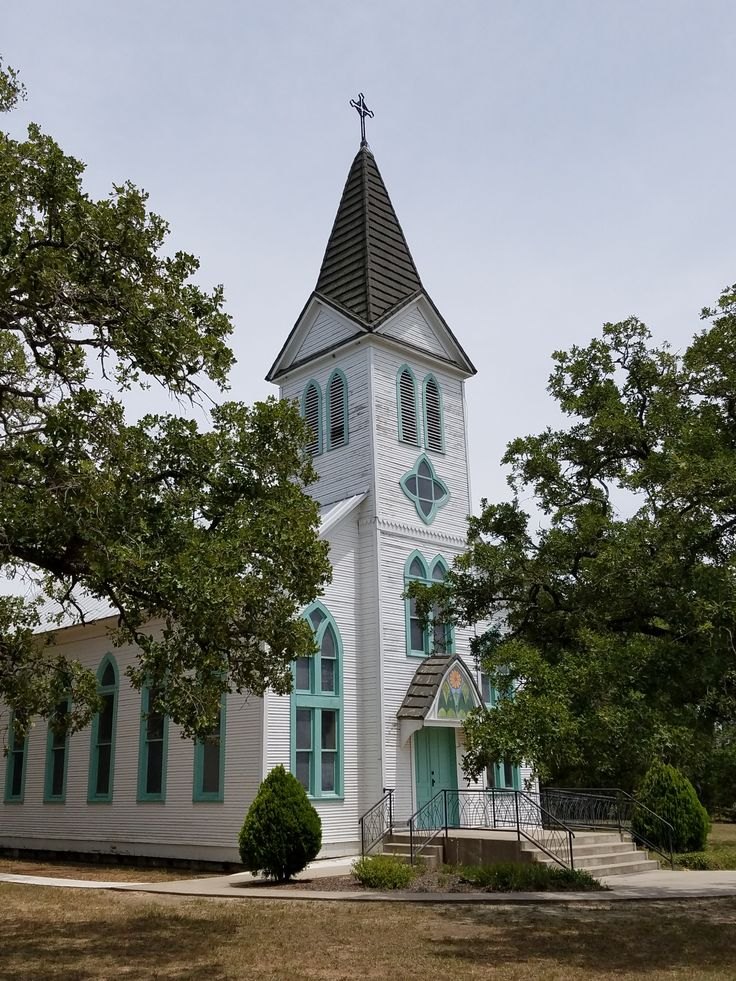 Saints Peter and Paul Catholic Church in Kovar, Texas
