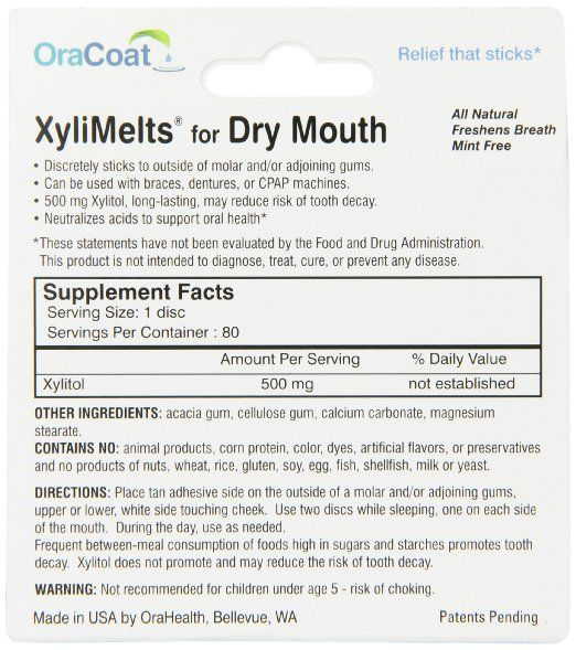 Xylimelts coupon