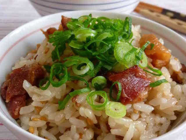 ✜焼き鳥缶de簡単!混ぜご飯✜鶏飯の画像