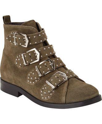 Gia støvle fra Pavement – Køb online på Magasin.dk - Magasin Onlineshop - Køb dine varer og gaver online pid=VA04441646-10250461_061 null