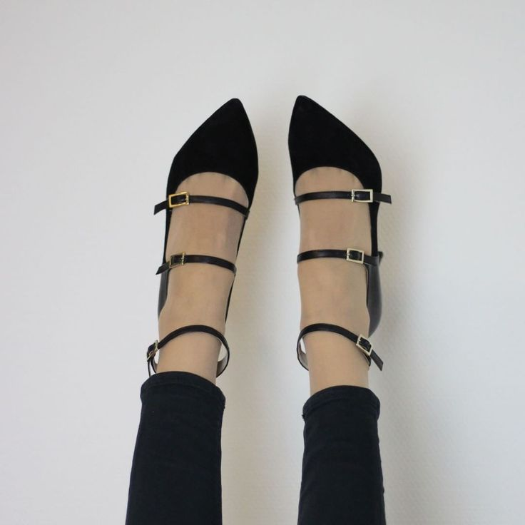 This is a brand that makes comfortable heels, have you ever tried them?