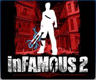 inFAMOUS 2 (PS3) (PURCHASED)