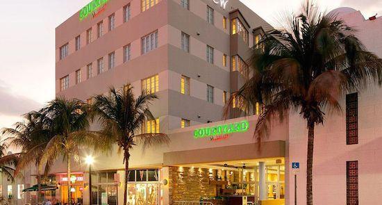 Hotel Review – Courtyard Marriott Miami Beach South Beach