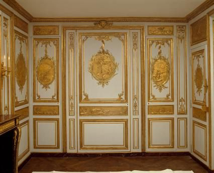 1612 best images about chateau de versailles on pinterest for Cabinet salle de bain