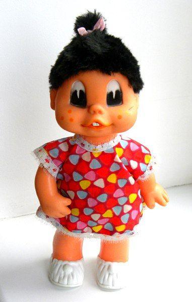 Кукла ГДР. Игрушки СССР - http://samoe-vazhnoe.blogspot.ru/