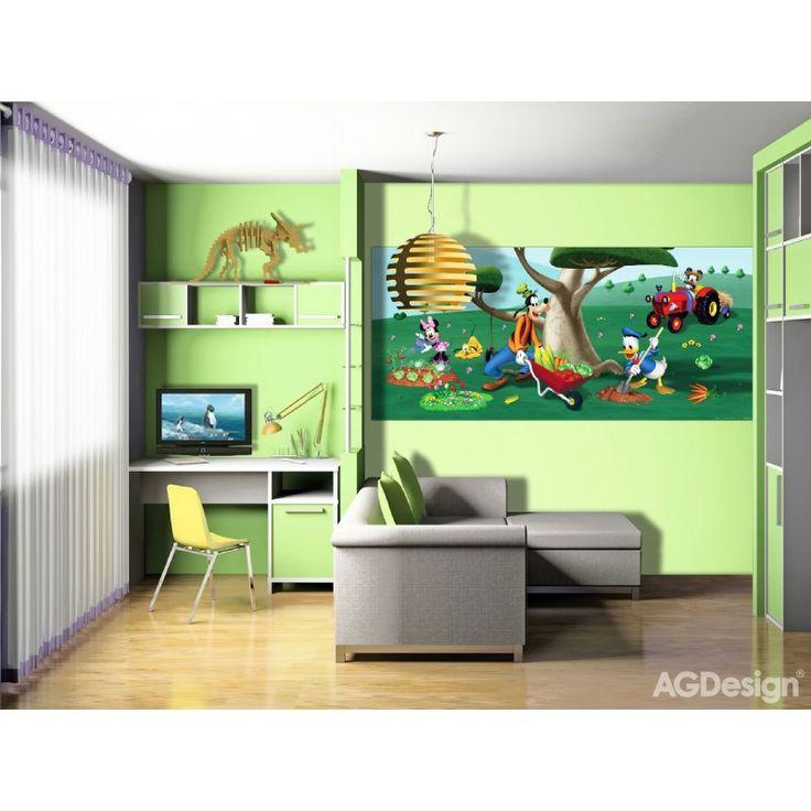 Mickey gyerek poszter (202 cm x 90 cm)