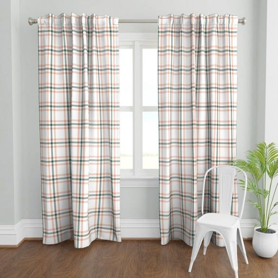Curtain Panel With Rod On Bottom
