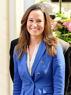 Pippa Middleton---she's such a rebel & she knows how to have a good time!