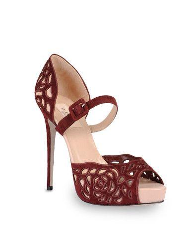 VALENTINO GARAVANI - Sandal Women - Shoes Women on Valentino Online Store  #dental #poker