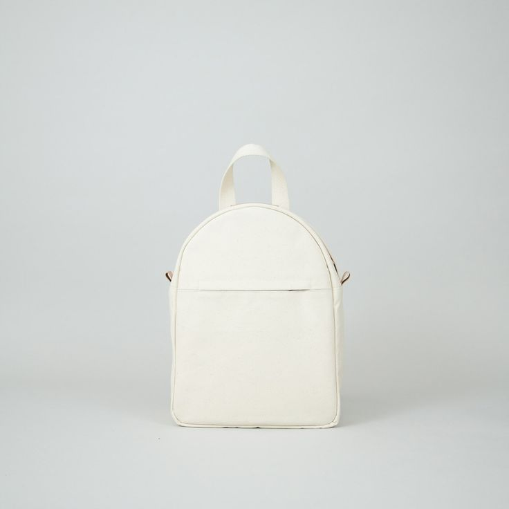 SALE | FURTHER REDUCTIONS - up to 40% off! Boxy Backpack Off-White Small