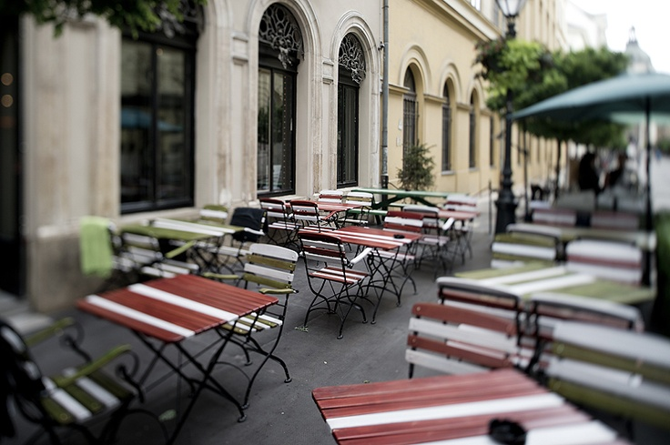 Basic Collection, @basicbudapest, Ötkert Budapest #design #bar #club #furniture #terrace #hungary #exterior  #music #chair #basiccollection