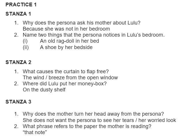 Questions Answers Bi