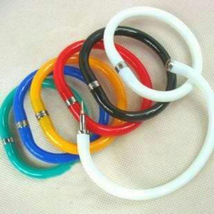 Jelly pen bracelets