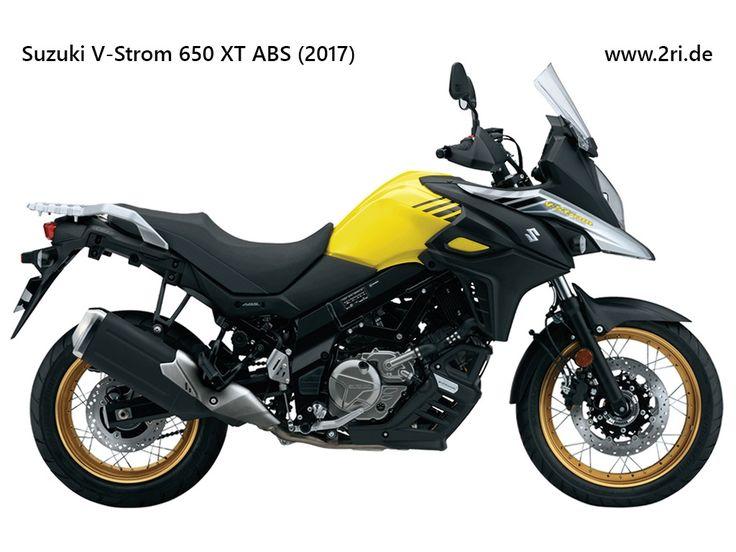 """Suzuki V-Strom 650 XT """"ABS"""" (2017)"""