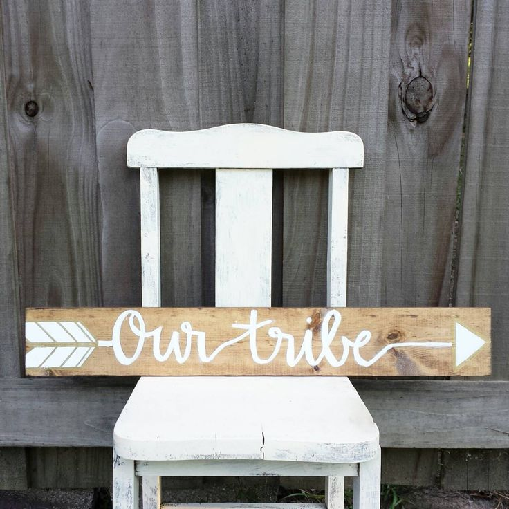 Our Tribe tribal rustic fsu farmhouse Calligraphy arrow Wood Sign Redeeming Love Design by RedeemingLoveDesign on Etsy https://www.etsy.com/listing/244999413/our-tribe-tribal-rustic-fsu-farmhouse