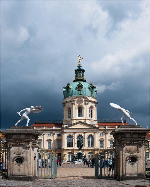 Schloss Charlottenburg, Berlin, Germany