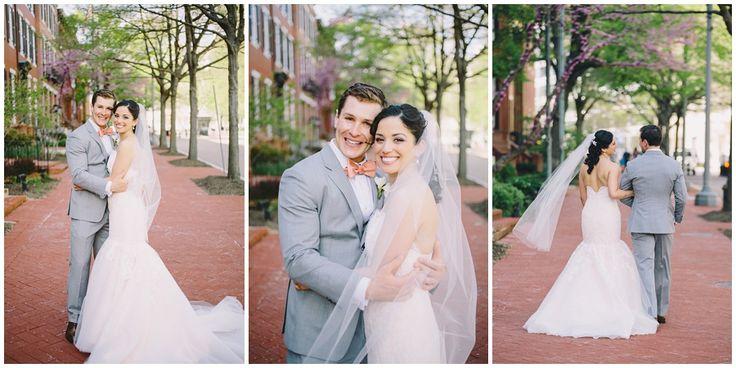 Decatur House Washington Dc Wedding Photo By Bonnie Sen Photography