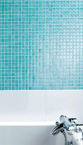 Mosaique en verre berlingo
