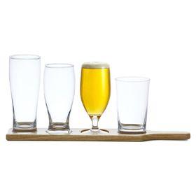 Connoisseur Glasses - Set of 4
