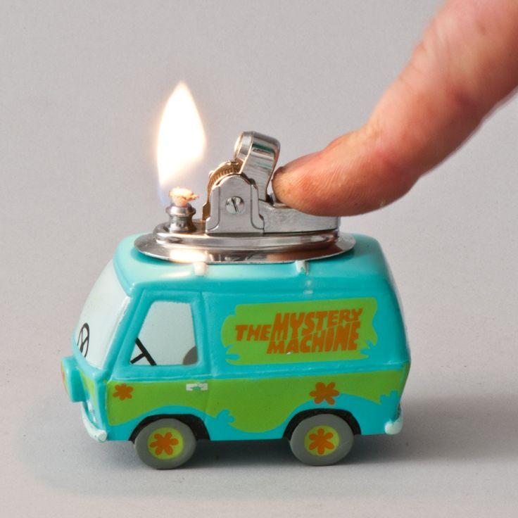 Original Scooby Doo Mystery Machine Table Lighter