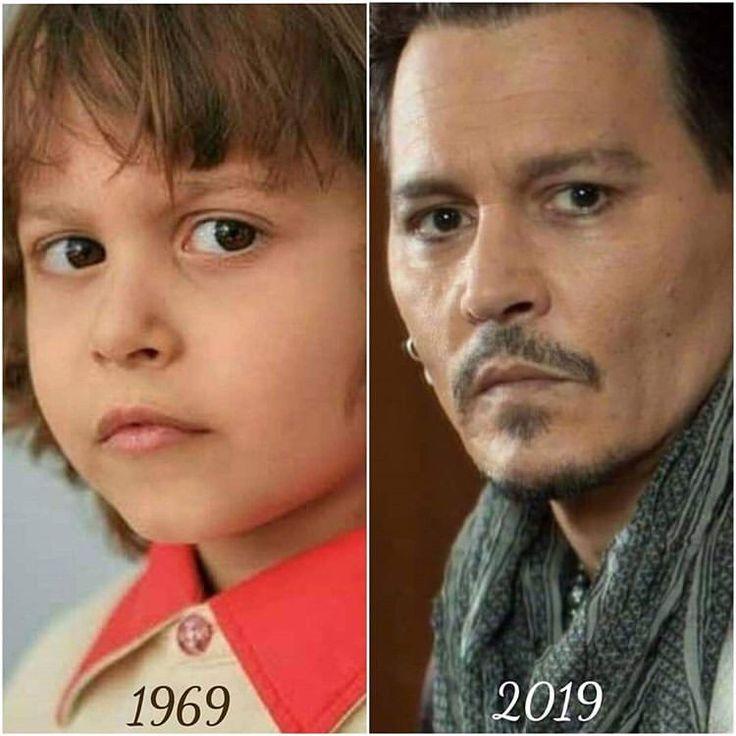 Джонни депп в детстве фото