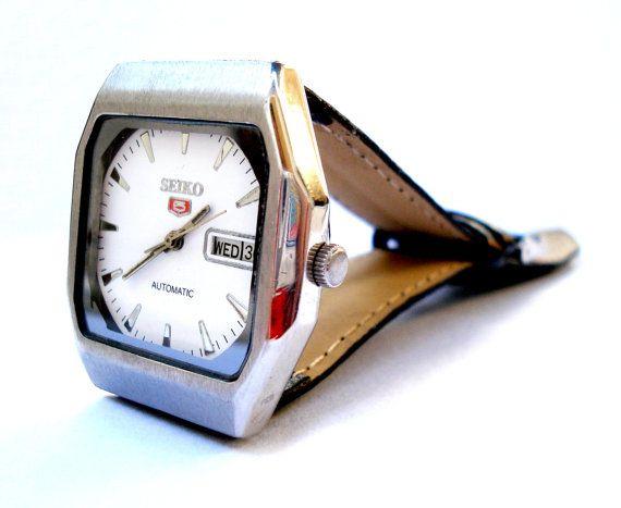 Vintage Reloj SEIKO 5 Automatico Mod. 6319 Day & por shopvintage1
