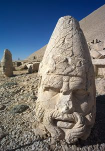 Göbekli Tepe / Turkey -  An epic journey of new discovery so fantastic that our natural instinct would be to block it out.