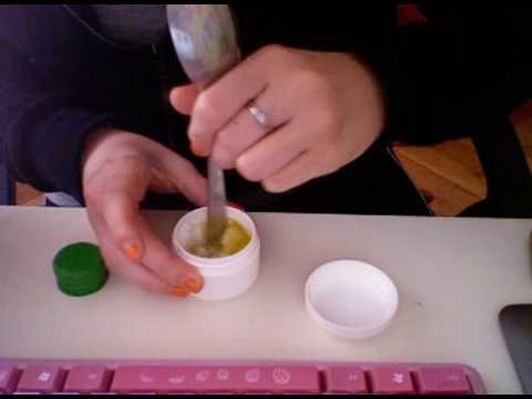 ▶ zelf scrub maken - YouTube
