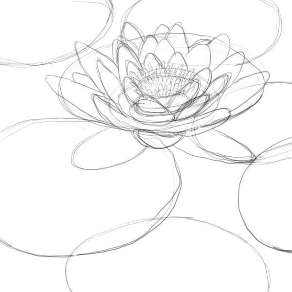 1000 images about koi fish pond glass on pinterest for How to draw a hard flower
