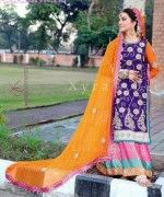 Pakistani Mehndi Dresses 2014 for Girls Pictures